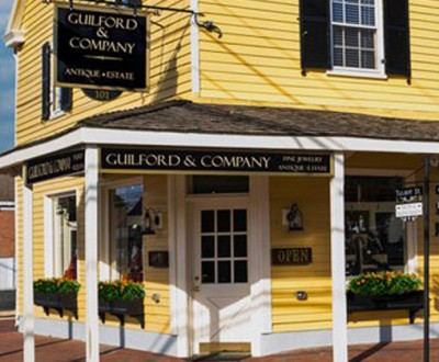 Guilford & Company Store Front