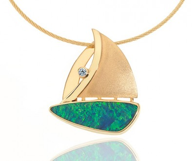 Skipjack Necklace