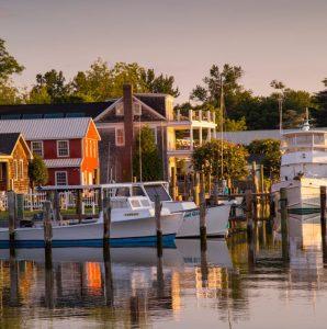 Talbot County on the Chesapeake Bay