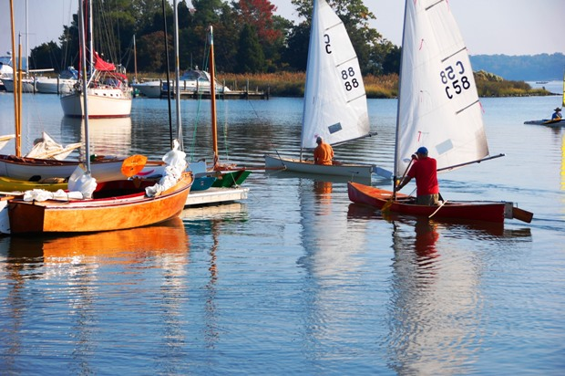 Image for Event, Mid-Atlantic Small Craft Festival.