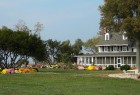 Black Walnut Point Inn on Tilghman Island in Talbot County, Maryland