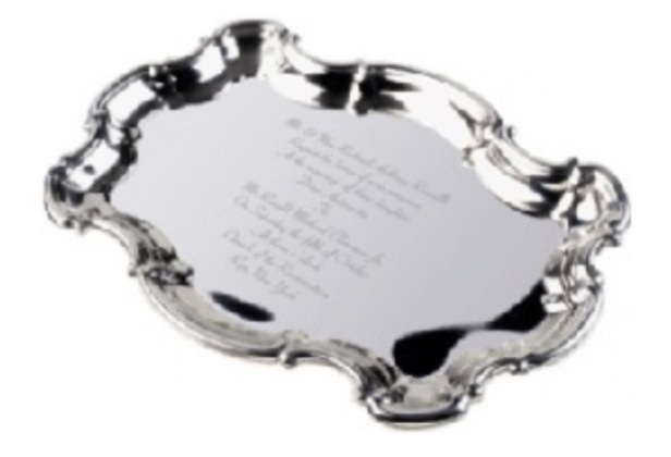 Wedding Gift Item: Silver & Pewter Gifts