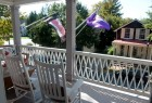 Bartlett Pear porch.
