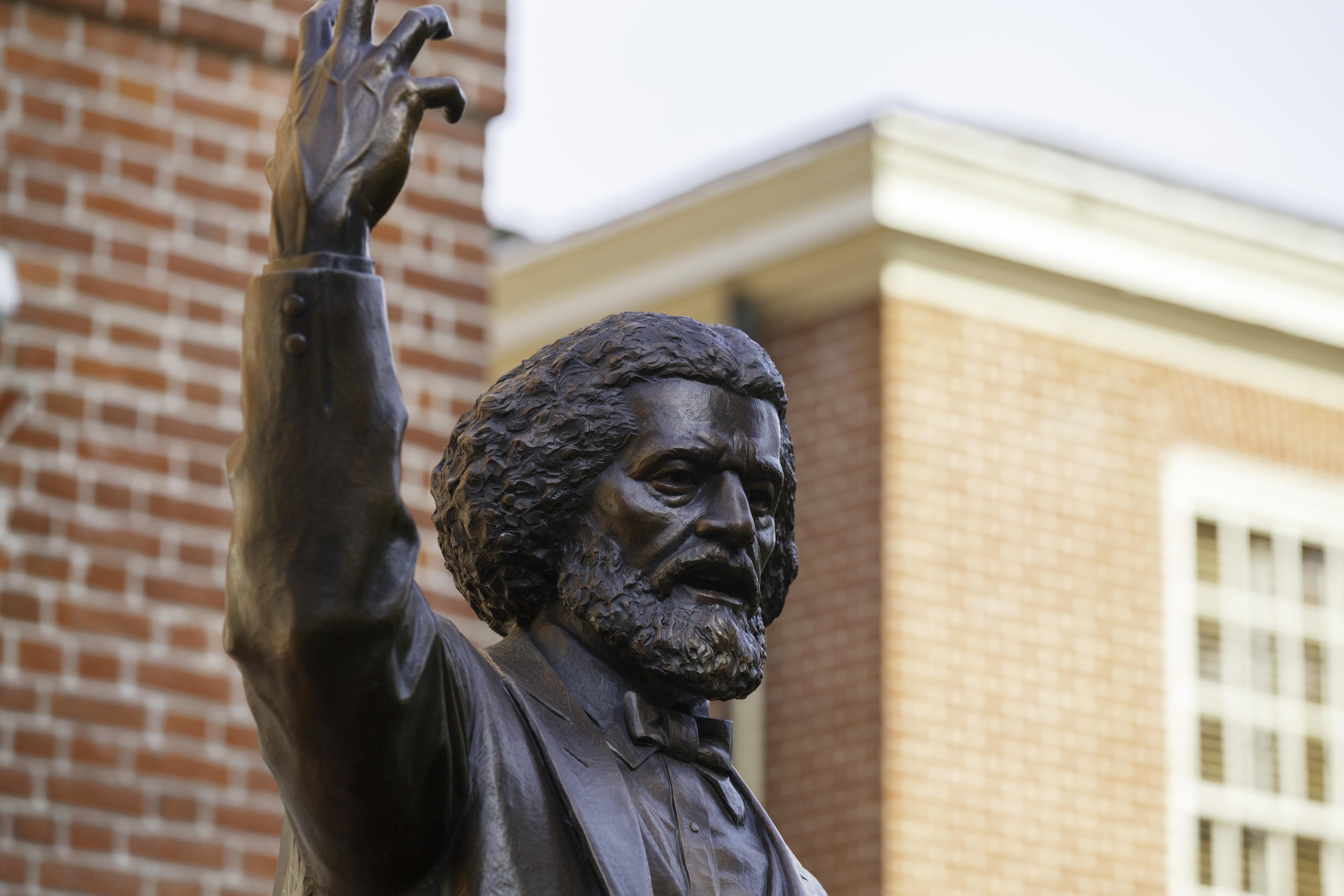 Frederick Douglass Statue Talbot County Maryland