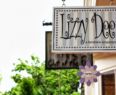 Lizzy Dee Logo/Sign