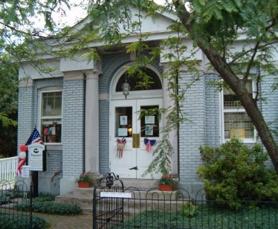 Bookstore Front Entrance