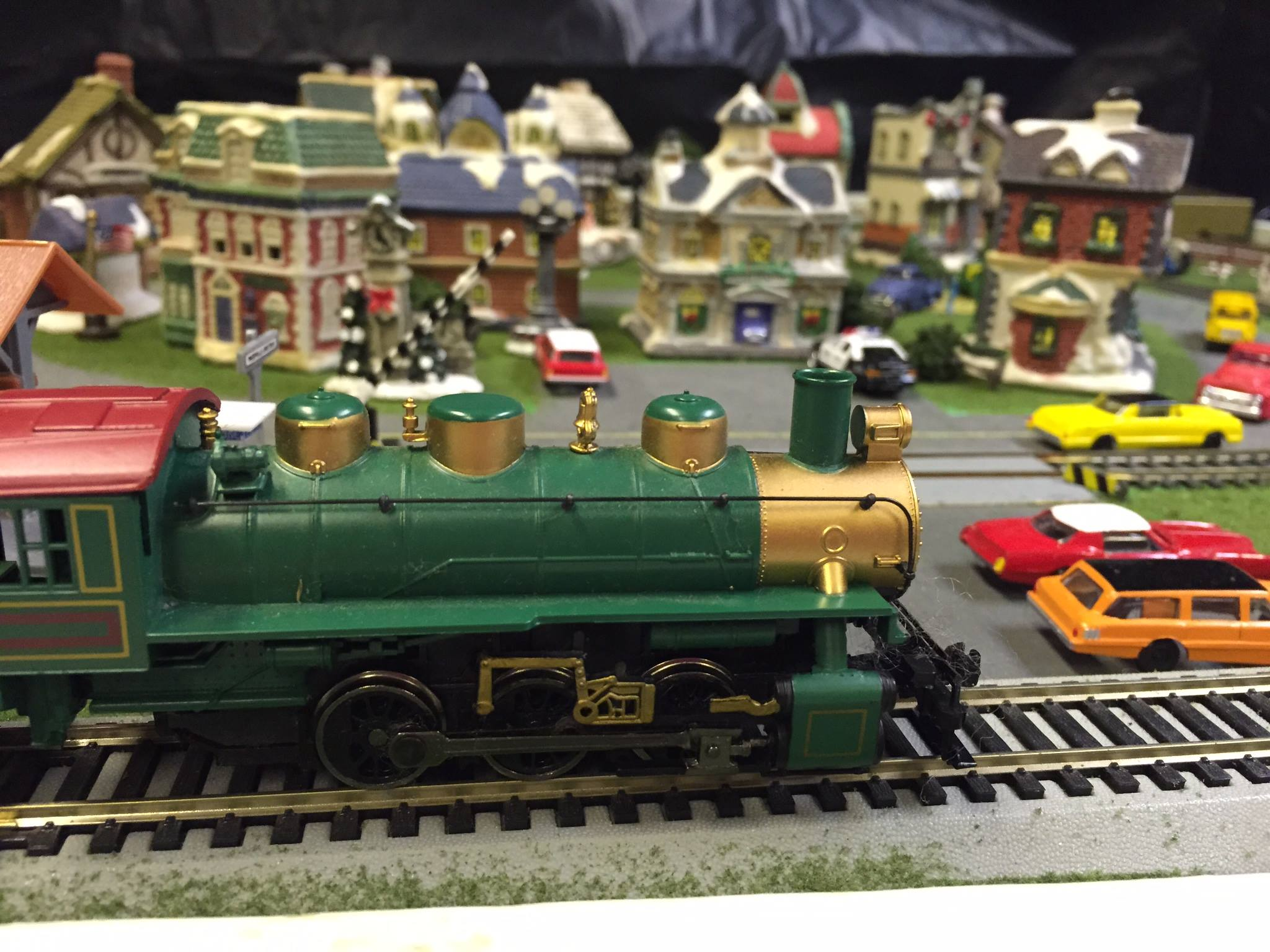 join our community for a christmas train village display gift sale and holiday baked goods packages no charge to see the trains donations accepted - The Christmas Train