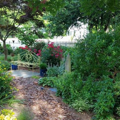 Oxford Secret Garden Tour | Talbot County, Maryland