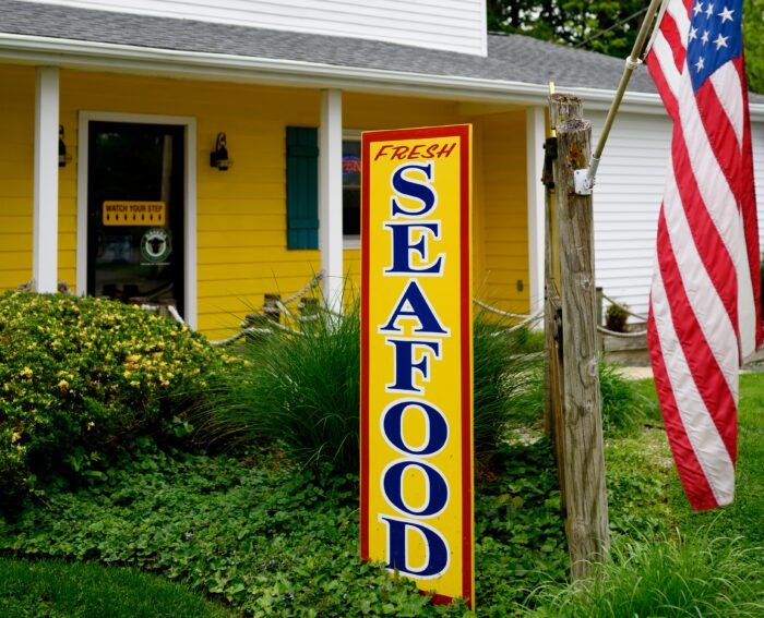 Seafood Market in Talbot County, Maryland